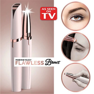 New Flawlessly Brows Trimmer