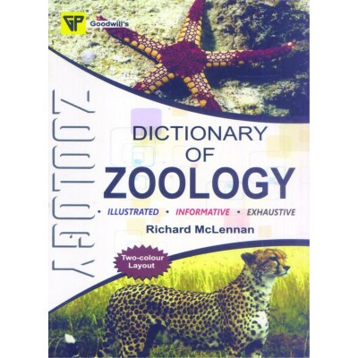 Dictionary of Zoology by Richard McLennan