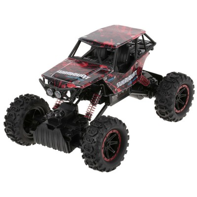 1:18 Scale Rc Car Rock Crawler Off Road Race Monster Truck