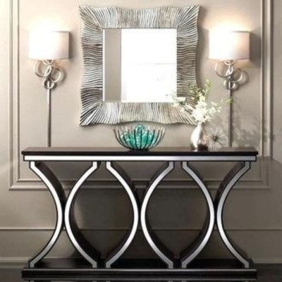 Anna Console with mirror
