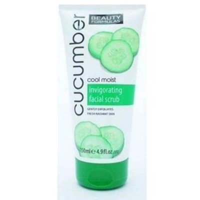 Cucumber Cool Moist Facial Scrub-150ml