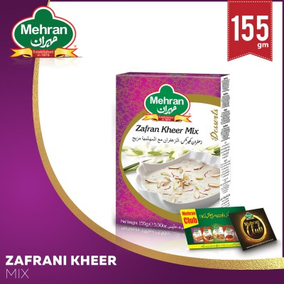 Zafarani Kheer Mix 155 Gm