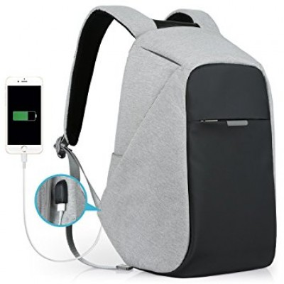 Waterproof Anti-Theft Bag With Charging Port