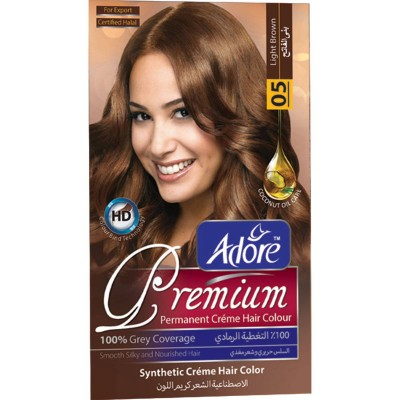 Light Brown Premium Hair Colour