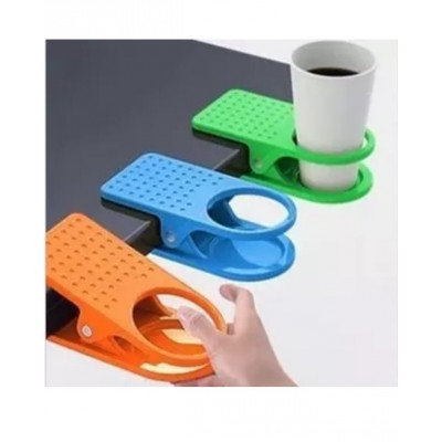 Table Glass Cups Clip Drinklip Cup Holder Space Saving Holder Convenient