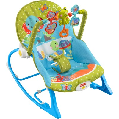Fisher Price Infant To Toddler Rocker & Bouncer