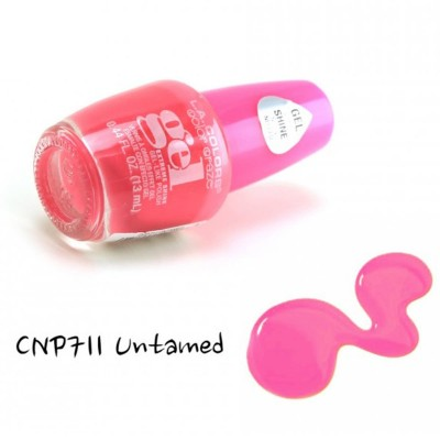 CNP711 - Color Craze Gel Like Polish - Untamed