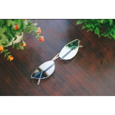 Cat Eye Retro Sunglasses For Woman