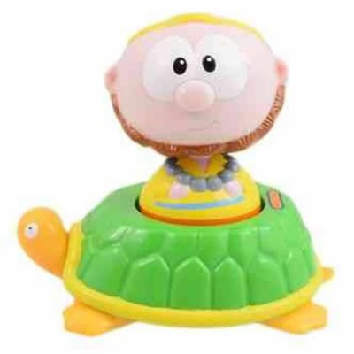 Pull Back Toy And Showpiece For Kids - Cartoon