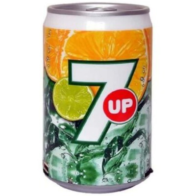 Portable Can Speaker - 7up