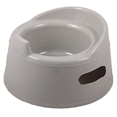 Infant Toilet Training Seat - Grey