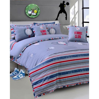 Pillow Covers Tennis Court