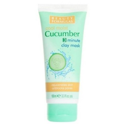 Cucumber Cool Moist Clay Mask-100ml