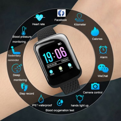 Smart Bracelet D13 Your Health Steward