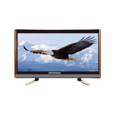 U44501-Hd Led Tv-22-Black (Damaged)