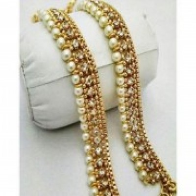 GOLDEN ANKLET FOR WOMEN