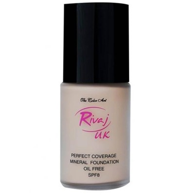 Perfect Coverage Mineral Foundation-30Ml