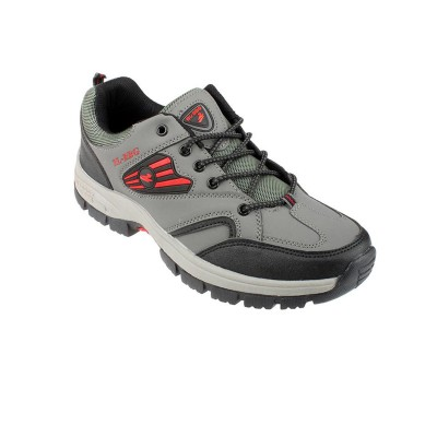 Grey Breathable Comfortable Hiking Shoes