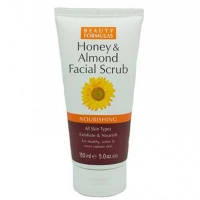 Honey and Almond Facial Scrub-150ml