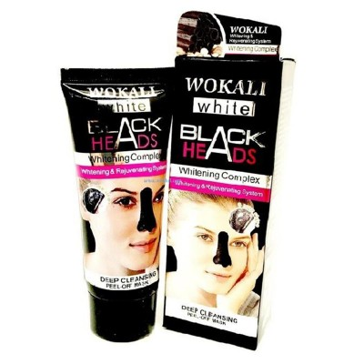 Black Mask For Whitening And Black Heads-120ml