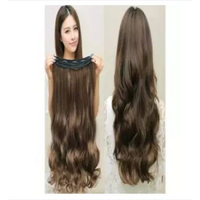 Curly Hair Extension For Her As-10