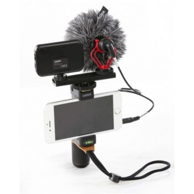 Boya Universal Cardioid Shotgun Microphone BY-MM1 - Black