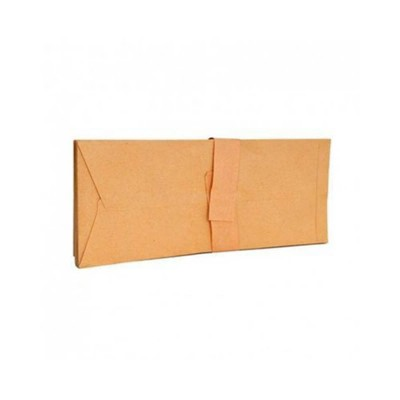 Pack Of 50 Envelop 9X4 Inch - Brown