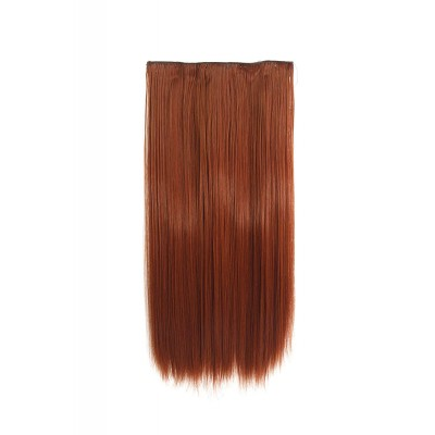 Elegant Hair ONE PIECE 5 Clip In Hair Extension STRAIGHT