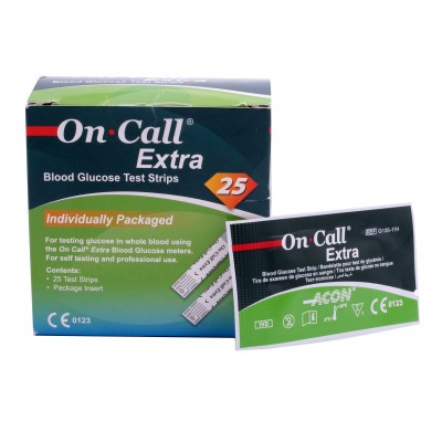 On call Extra Strip