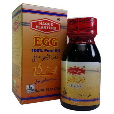 Egg Oil 30ml by Haque Planters