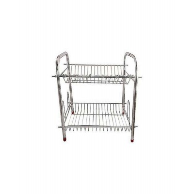 Stainless Steel Stand 2 Rows