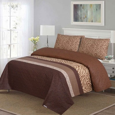 King Size Cotton Printed Bed Sheet