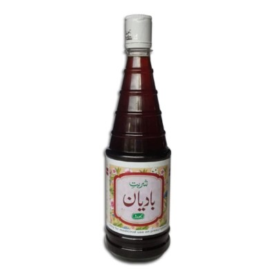 Sharbat E Badiyan 800 Ml
