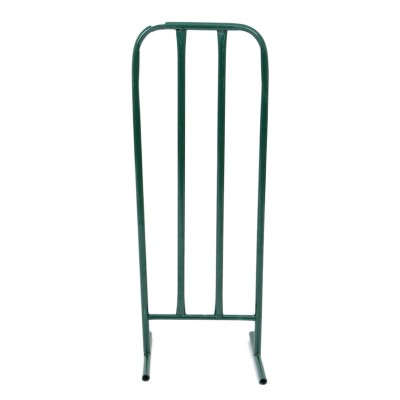 Good Quality Steel Wickets For Tape Ball Cricket (28 Inch Length) Green