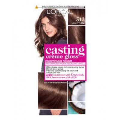 Loreal Casting Cream Gloss Hair Color 513