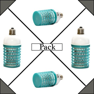 Pack Of 4 Insect Killer LED Anti-Mosquito Device