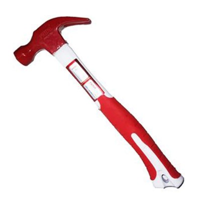 Steel Hammer Red & White-Small