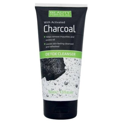 Activated Charcoal Detox  Cleanser-150ml