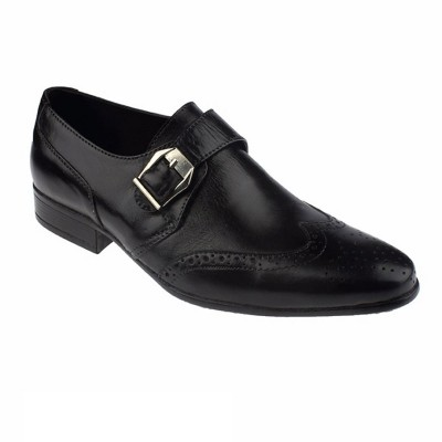 Black Formal Leather shoes