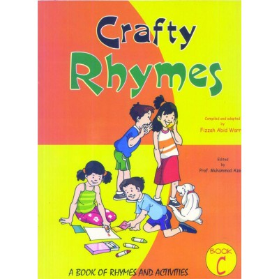 Crafty Rhymes Book C ( Nursery Rhymes With Art And Crafts)