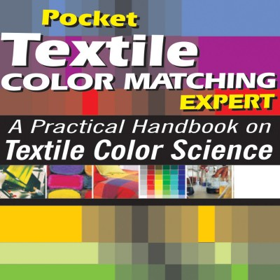 Pocket Textile Colour Matching Expert by Dr. Irfan A. Shaikh - Hb