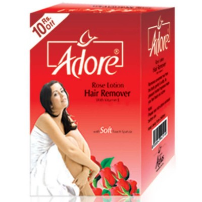 Rose Hair Removing Lotion - Family Pack