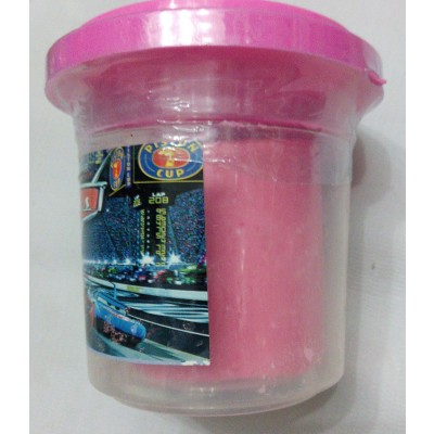 1 Colour Play Dough For Kids Pink