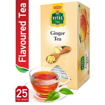 Vital Flavord Tea Ginger