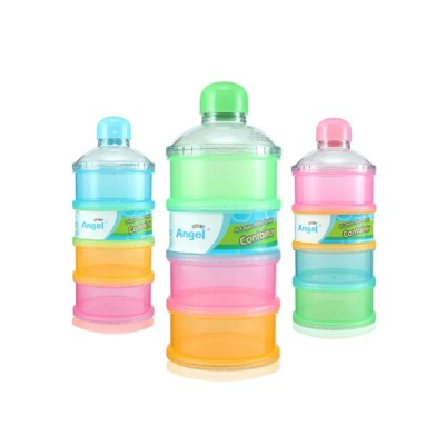 Stony Angel 4 Layer Milk Powder Container