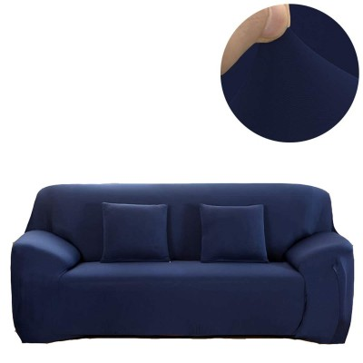 Navy Blue 7 Seater (3+2+1+1) Sofa Cover