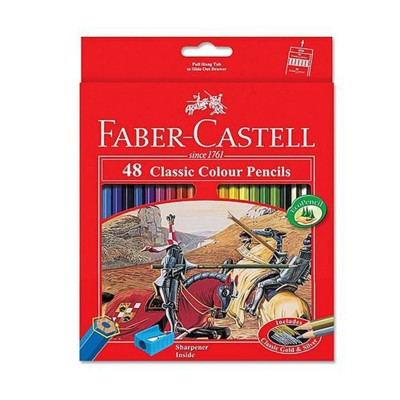 Faber Castell Colour Pencil - Full Size