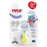 Farlin Deluxe Nail Clipper With Magnifier 0m+ bc-50006