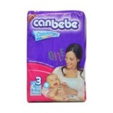Canbebe Diapers 3 Midi 4-9 kg 36s