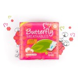 Butterfly Breathables Pads Maxi Thick XL 8s